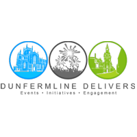 Dunfermline -delivers -logo